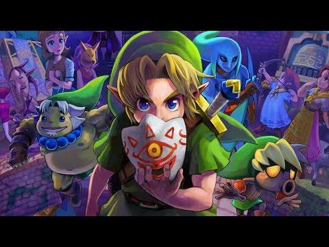 The Legend of Zelda: Majora's Mask 3D Review Discussion - UCKy1dAqELo0zrOtPkf0eTMw
