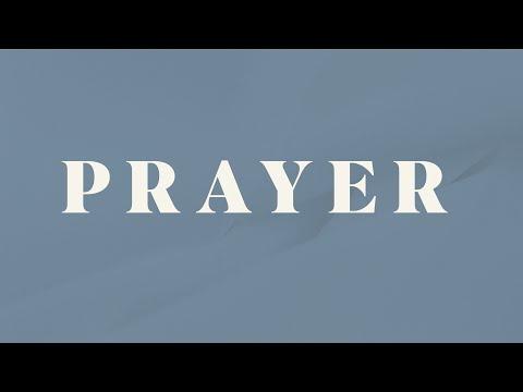 Online Prayer Gathering  May 15th, 2020  Harrison Huxford