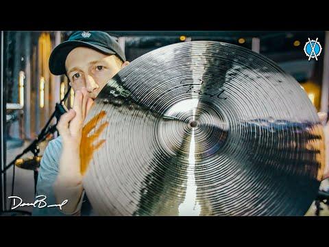 New Cymbal! // Paiste 18