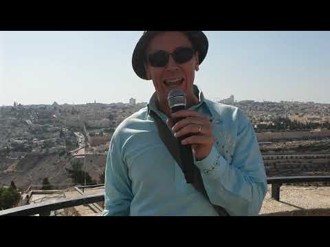 MT OF OLIVES JERUSALEM (JESUS WILL RETURN) ISRAEL TOUR