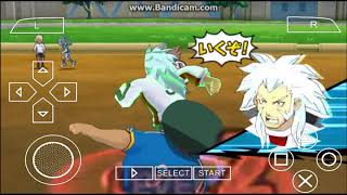 Inazuma Eleven Strikers WII ISO Download English PSP ISO Download