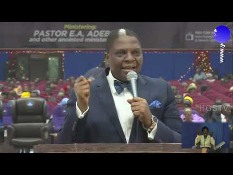 PASTOR CHARLES KPANDEI SERMON  LET THERE BE LIGHT