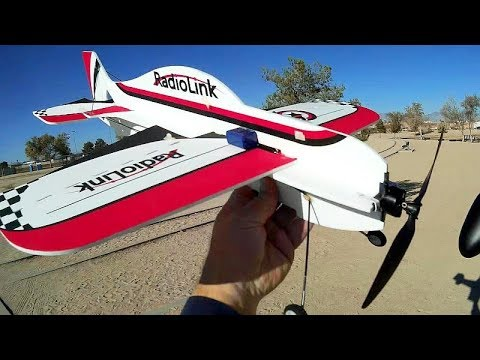 The Amazing Radiolink A560 Brushless RTF Stunt Trainer Plane Flight Test Review - UC90A4JdsSoFm1Okfu0DHTuQ