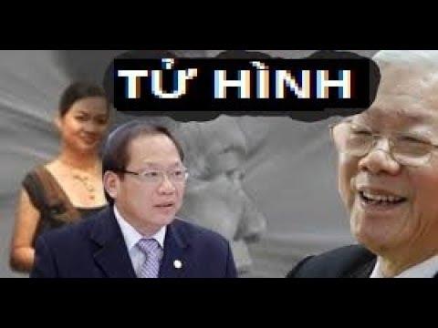 Với kết luận của TT Chính Phú Trương Minh Tuấn khó thoát án tử hình