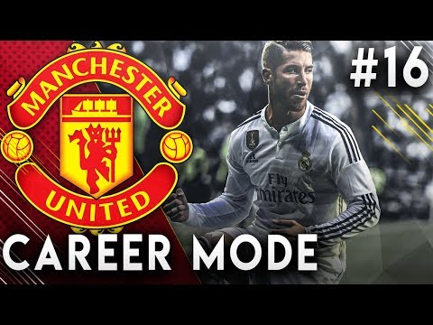 FIFA 19 Manchester United Career Mode EP16 - Real Madrid In The Champions League!!