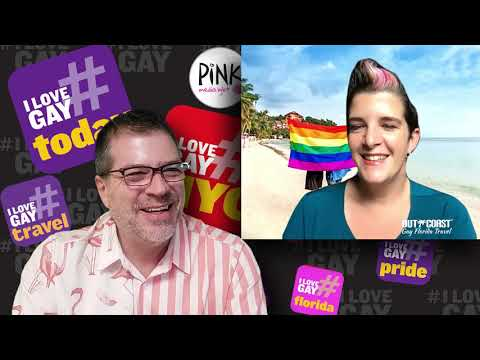 Rachel Covello: OUTCOAST Gay Florida Travel