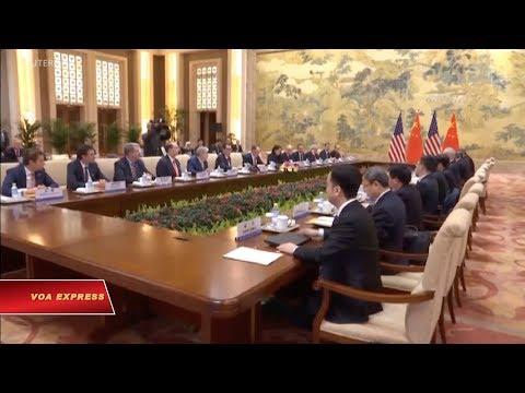 Mỹ-Trung tiếp tục đàm phán giải quyết thương chiến (VOA)