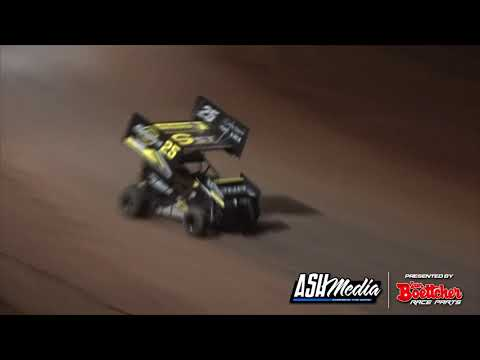 Thrills and Spills   15th May 2021: Maryborough Speedway - Speedcars Fraser Coast Cup - dirt track racing video image