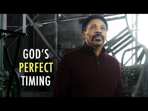 Wait for God's Perfect Timing - Tony Evans