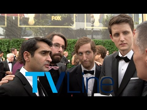 Silicon Valley Cast Interview at Emmys 2015 - TVLine - UCL4NqoTi6xcQT4IzUzBwsLg