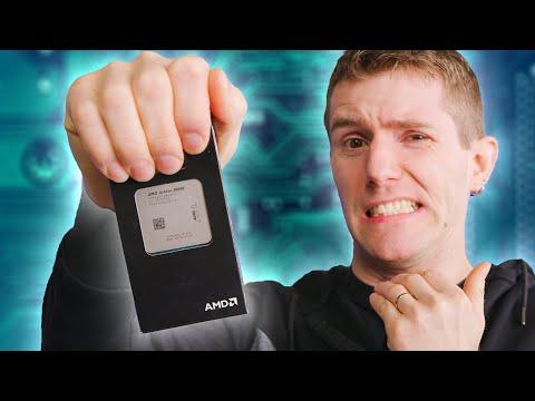 Should you buy a $50 CPU?? - UCXuqSBlHAE6Xw-yeJA0Tunw