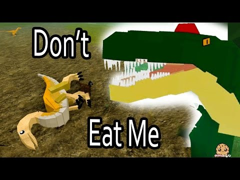 Don't Eat Me!! I'm A Baby Dino - Roblox Dinosaur Simulator Online Game Let's Play - UCelMeixAOTs2OQAAi9wU8-g