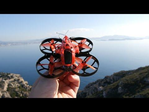 TEST | Ce Mini Drone Racer filme en 4K ! - UCh6STjEd1d2mu8ufiC9USfw