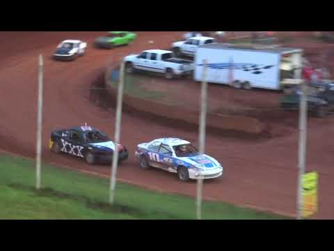 Fwd at Winder Barrow Speedway July 10th 2021 - dirt track racing video image