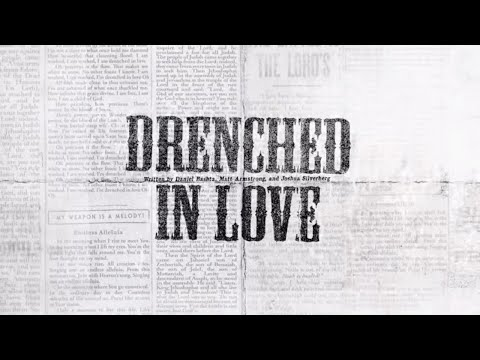 Drenched in Love (Official Lyric Video) - Bethel Music  VICTORY