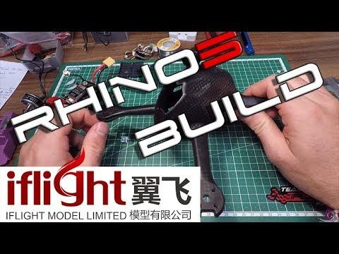 iFlight Rhino5 Build // Molded Carbon Frame - UC3cUwpHC8OOXsgRztBT6izQ