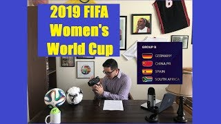 2019 Women's World Cup Preview: Group B