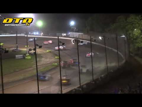 Grandview Speedway | NASCAR Modified Highlights | 7/10/21 - dirt track racing video image