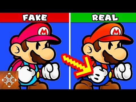10 Super Mario Rip Offs That Got What They Deserved - UCX77Km4pLRsU9OFYEMdIvew