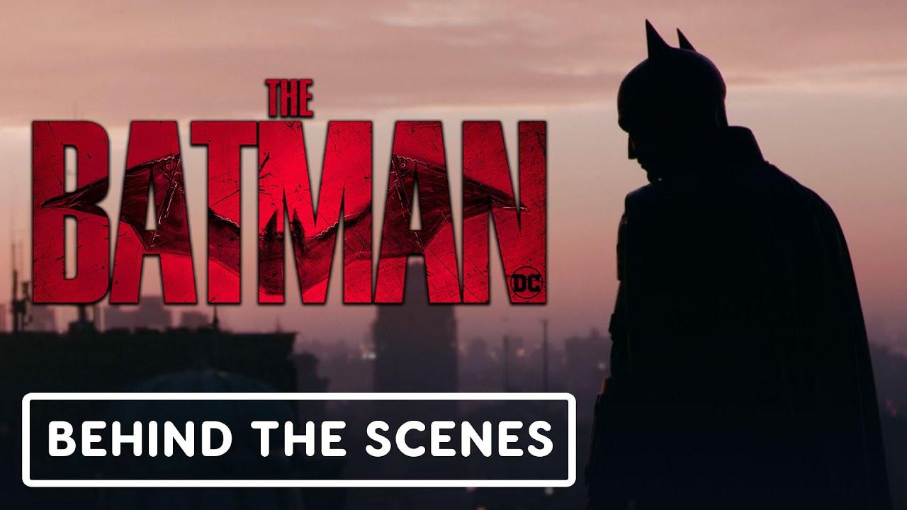 The Batman – Behind The Scenes Clip | DC FanDome 2021