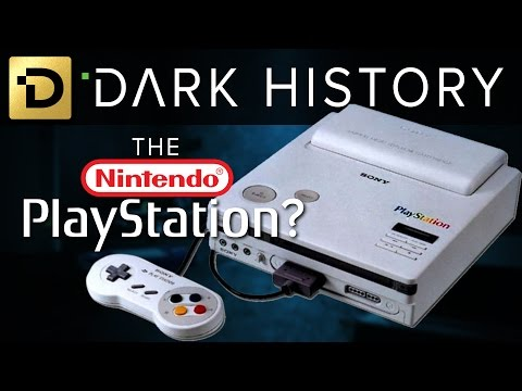 Why The Nintendo PlayStation Was Never Released - Dark History: Episode 1 - UCFzWAEPDGiY34bGpwM_DWmA