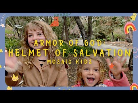 MOSAIC KIDS  Armor of God: Helmet of Salvation  Sunday, Jan 31st