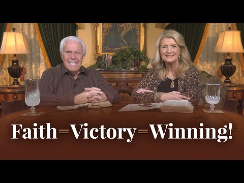Boardroom Chat: Faith=Victory=Winning!  Jesse & Cathy Duplantis