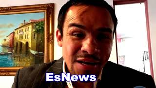 Happy Birthday Juan Manuel Marquez - Look Back When He Lost A Bet To Seckbach