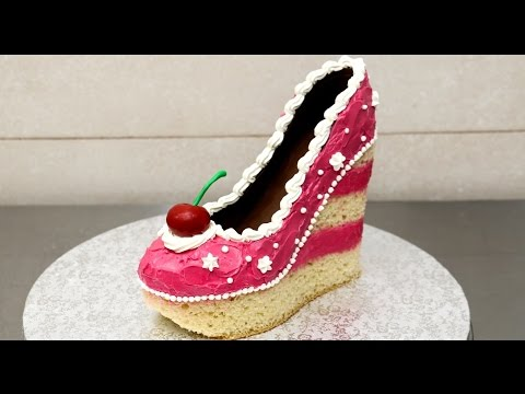 Shoe Cake Idea - How To Make / Torta Zapato - UCjA7GKp_yxbtw896DCpLHmQ