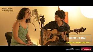 Menos es Mas - sanjeeta11 , Acoustic