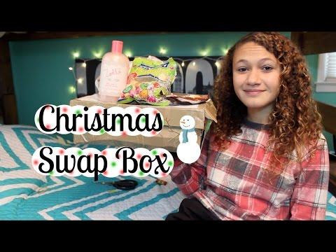 Christmas Swap Box w/ Joe Conza | British Sweets! - UC7tzuDIXGOxyTxfkEvZ5C_w