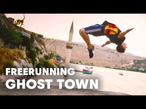 Freerunning a GHOST TOWN in Turkey | w/ Alexander Titarenko - UCblfuW_4rakIf2h6aqANefA