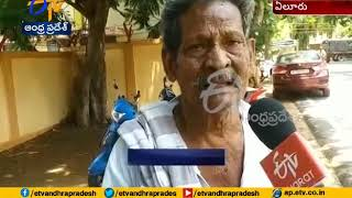 Son Left His Oldage Parents on Road | Eluru