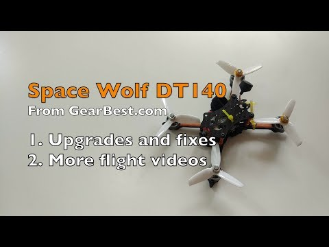 Space Wolf DT140 - Review - Part 2/2 - UCWgbhB7NaamgkTRSqmN3cnw