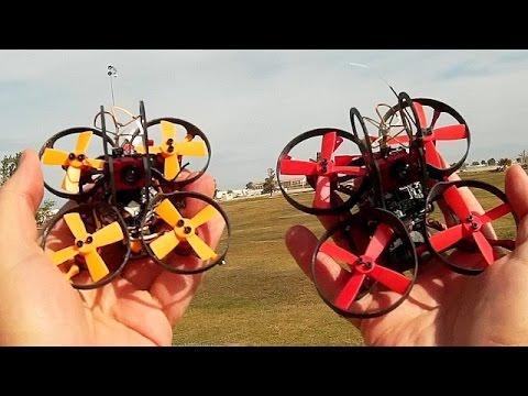 Eachine Aurora 68 Tiny Rocket Micro FPV Racer Drone Flight Test Review - UCKy1dAqELo0zrOtPkf0eTMw