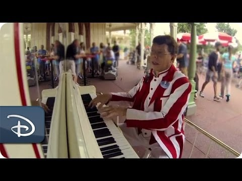 Casey's Corner Piano Player Marks 30 Years Playing for Guests | Walt Disney World | Disney Parks - UC1xwwLwm6WSMbUn_Tp597hQ
