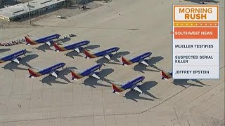 Southwest Airlines manages second-quarter profit despite the grounding of Boeing 737 Max