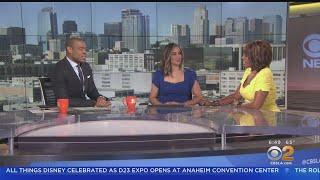 Gayle King Joins CBS2 This Morning; Talks Career, Oprah