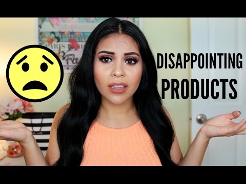 Disappointing Drugstore Products 2016   JuicyJas - UCqTR5f7YkGro3cPv23SqcqQ