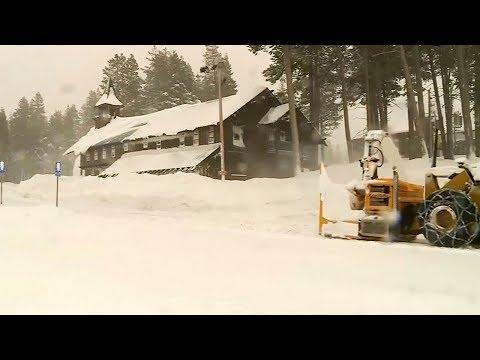 Hoa Kỳ: Vùng Trung Tây và Đông Bắc chuẩn bị hứng bão tuyết mới