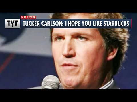 Tucker Carlson: Liberals Will FORCE You To Drink Starbucks