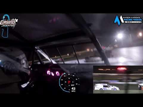 #85 Jayson Good WISSOTA Modified On-Board @ Casino (8/1/21) - dirt track racing video image