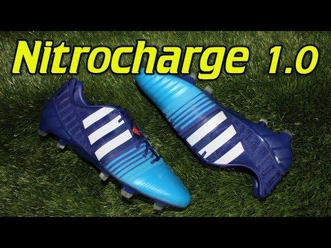 Adidas Nitrocharge 1.0 (2015) Amazon Purple/Lucky Blue - Review + On Feet - UCUU3lMXc6iDrQw4eZen8COQ