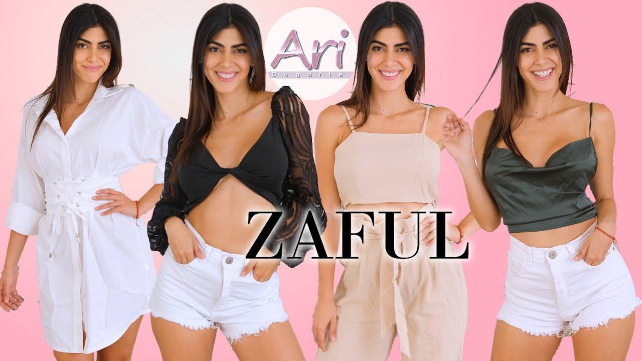 ZAFUL Try On Haul – #ZafulTryOnHaul