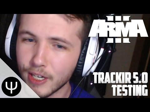 ARMA 3 — TrackIR 5.0 Testing! | Видео на Запорожском портале