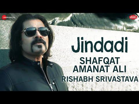 JINDADI LYRICS - Shafqat Amanat Ali