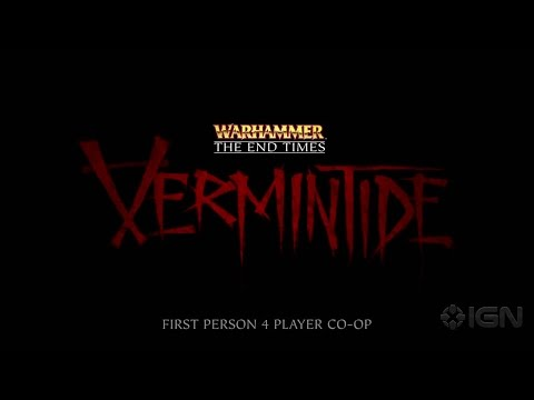 Warhammer: End Times Vermintide Announcement trailer - UCKy1dAqELo0zrOtPkf0eTMw