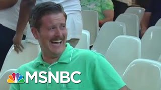 Green Shirt Guy And More Fun At Tucson's City Council Meeting | All In | MSNBC