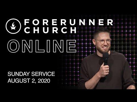 Sunday Service  IHOPKC + Forerunner Church  August 2