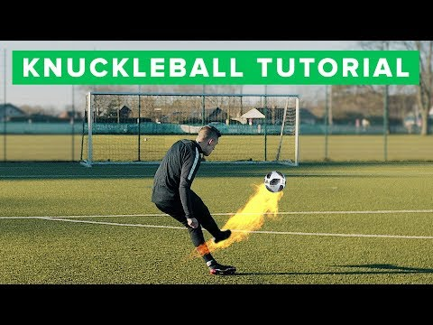 How to shoot a knuckleball | Learn CR7 free kick - UC5SQGzkWyQSW_fe-URgq7xw